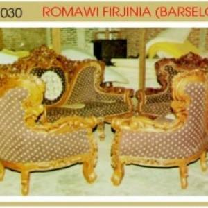 Romawi Firjinia (Barselona)