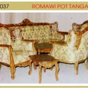 Romawi Pot Tanganan