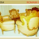 Romawi Oval