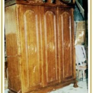 Almari Kanopi 3 Pintu